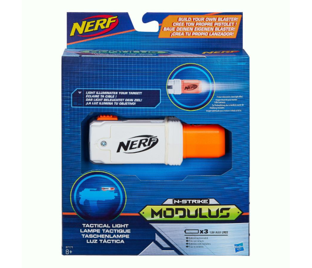 NERF N-Strike Modulus Latarka Tactical Light - 314732 - zdjęcie 2