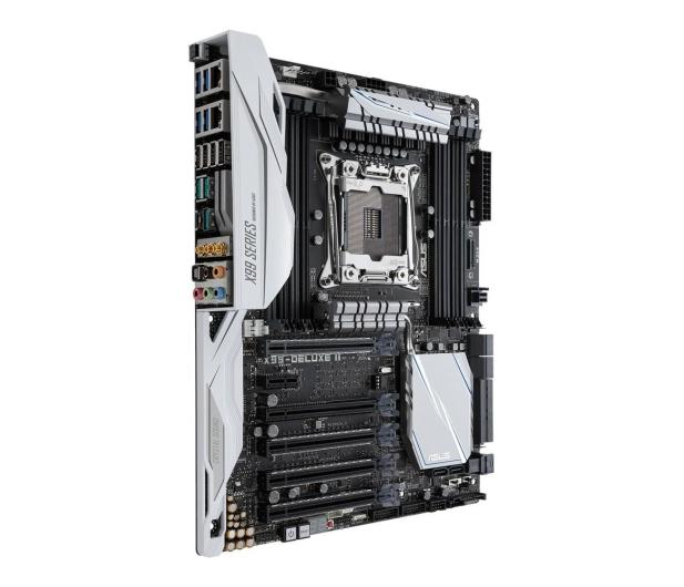 ASUS X99-DELUXE II (5xPCI-E DDR4) - 314172 - zdjęcie 3