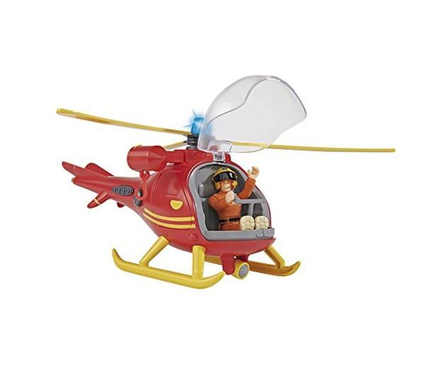 Simba Strażak Sam Helikopter ratunkowy z figurką - 325621 - zdjęcie