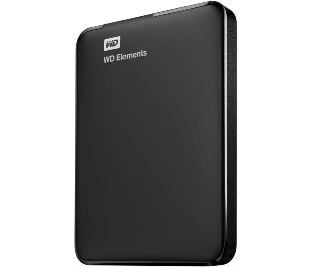 WD Elements Portable 1TB USB 3.0 Czarny - 356744 - zdjęcie 3