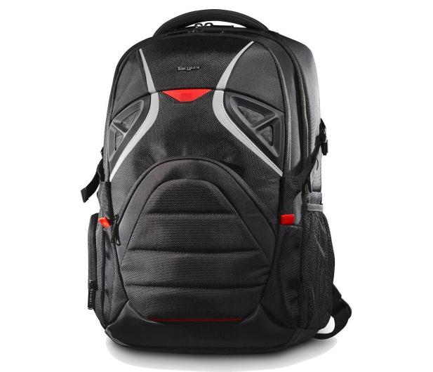 Targus Strike Gaming backpack + Muvo 1c czarny - 497693 - zdjęcie 2