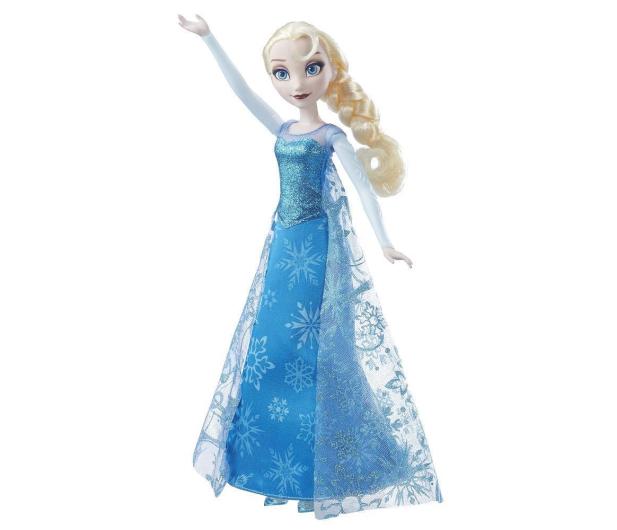Hasbro Disney Frozen Rozświetlona Śpiewająca Elsa - 327931 - zdjęcie 2
