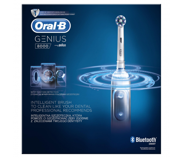 Oral-B Genius 8000 - 322152 - zdjęcie 5