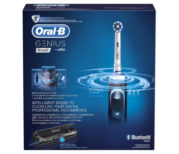 Oral-B Genius 9000 Black - 322154 - zdjęcie 2