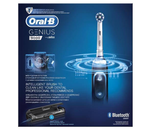 Oral-B Genius 9000 Black - 322154 - zdjęcie 4