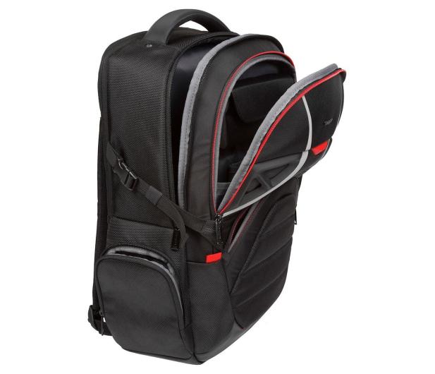 Targus Strike Gaming backpack + Muvo 1c czarny - 497693 - zdjęcie 5