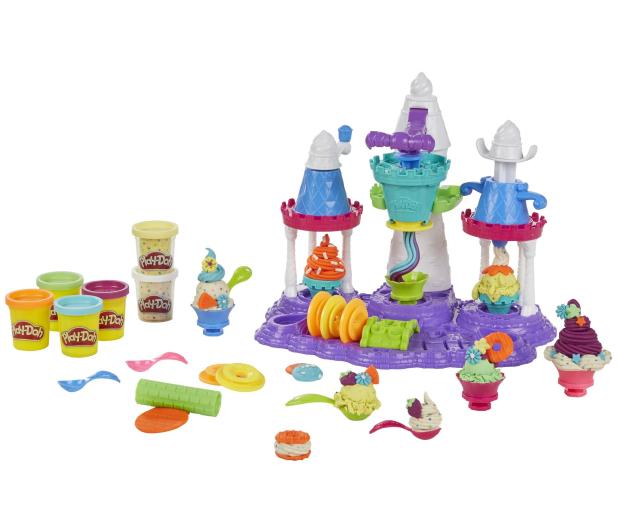 Play-Doh Lodowy Zamek - 324851 - zdjęcie 3