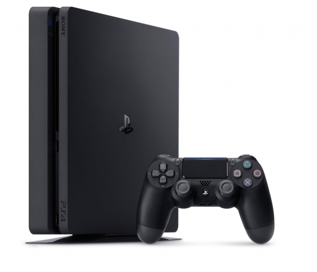 Sony Playstation 4 Slim 1TB + FIFA 19 + Kontroler - 459465 - zdjęcie 2