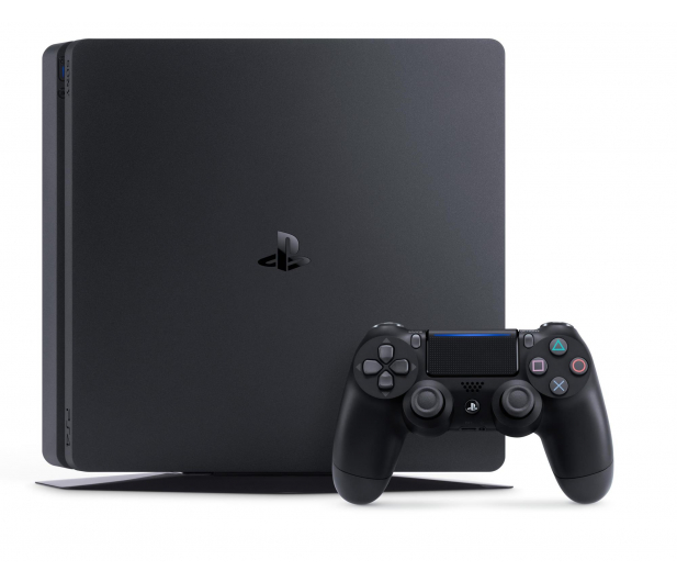 Sony Playstation 4 Slim 1TB + FIFA 19 + Kontroler - 459465 - zdjęcie 3