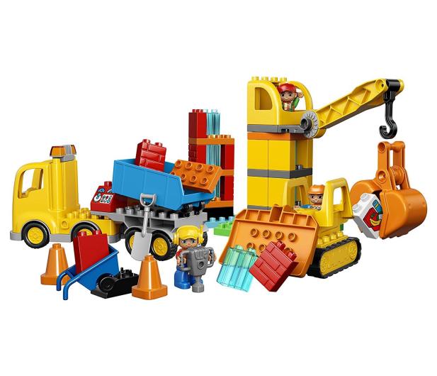 LEGO DUPLO Wielka budowa - 318257 - zdjęcie 2