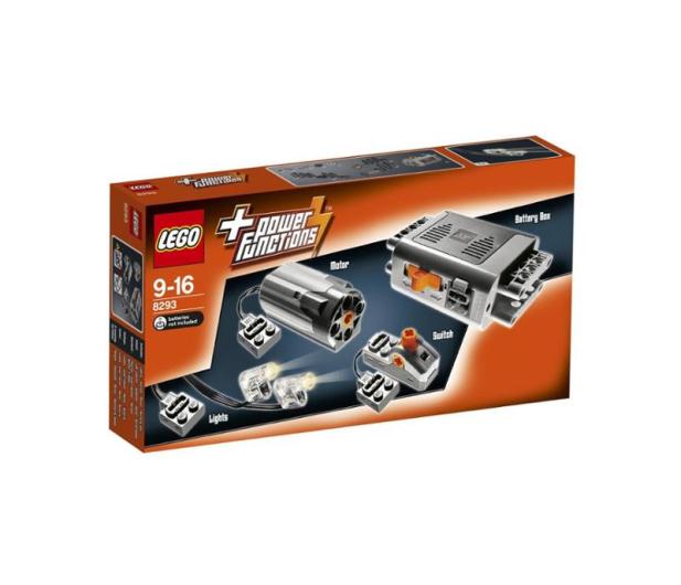 LEGO Technic Silnik Power Function - 158404 - zdjęcie