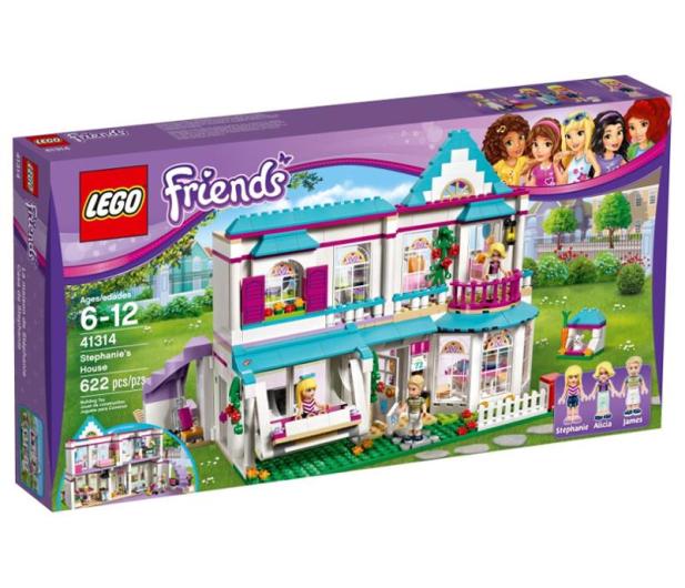 Lego Friends Dom Stephanie Klocki Lego Sklep Internetowy Alto