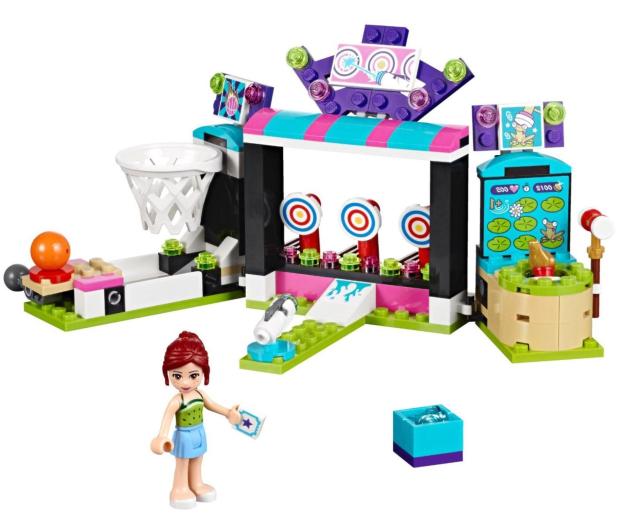 Lego Friends Automaty W Parku Rozrywki Klocki Lego Sklep