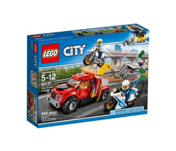 LEGO City Eskorta policyjna - 343680 - zdjęcie