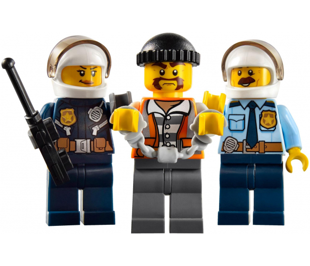 LEGO City Eskorta policyjna - 343680 - zdjęcie 4