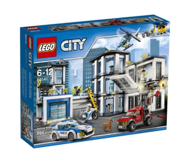 LEGO City Posterunek policji - 343685 - zdjęcie
