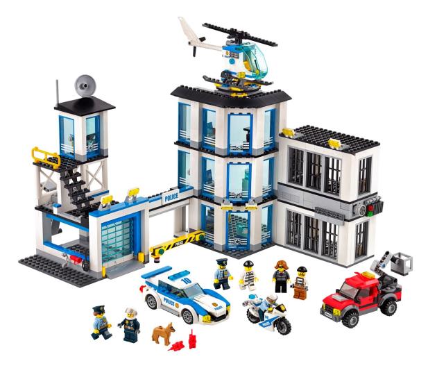 LEGO City Posterunek policji - 343685 - zdjęcie 2
