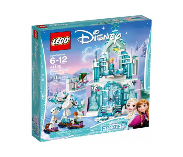 LEGO Disney Magiczny lodowy pałac Elzy - 343355 - zdjęcie
