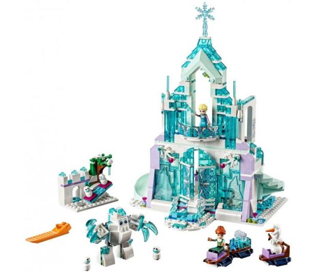 LEGO Disney Magiczny lodowy pałac Elzy - 343355 - zdjęcie 2
