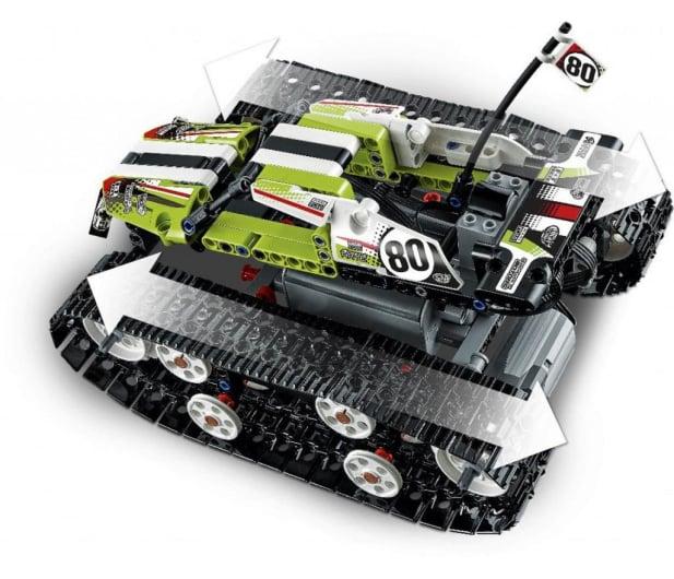 LEGO Technic Zdalnie sterowana wyścigówka - 343885 - zdjęcie 4