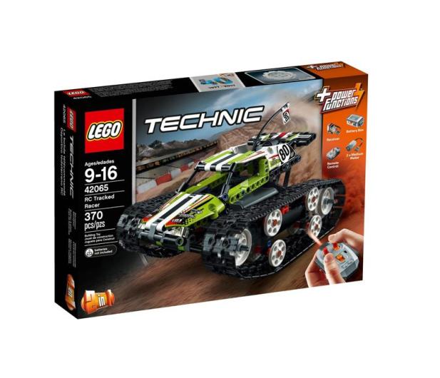 LEGO Technic Zdalnie sterowana wyścigówka - 343885 - zdjęcie 1