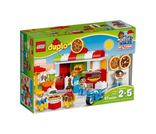 LEGO DUPLO Pizzeria - 343522 - zdjęcie
