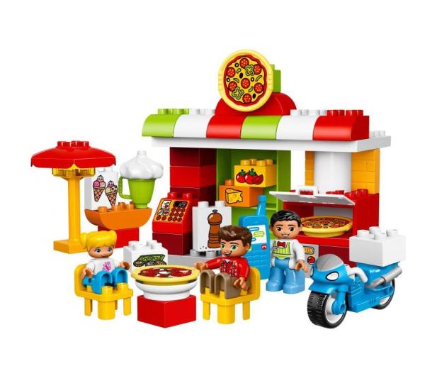 LEGO DUPLO Pizzeria - 343522 - zdjęcie 2