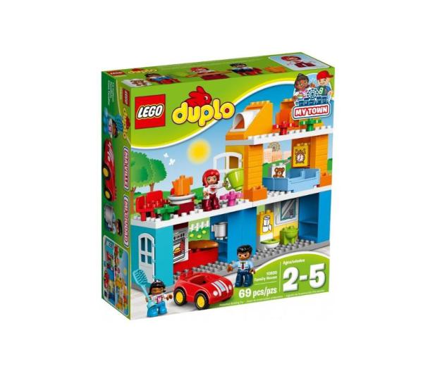 LEGO DUPLO Dom rodzinny - 343524 - zdjęcie