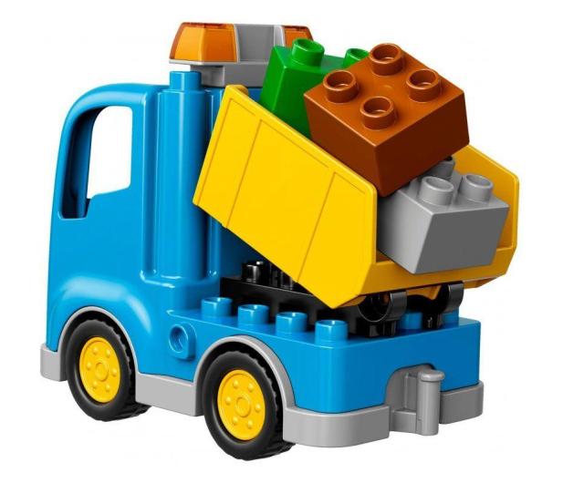 LEGO DUPLO Ciężarówka i koparka gąsienicowa - 318235 - zdjęcie 5
