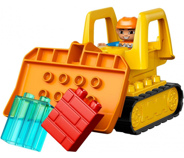 LEGO DUPLO Wielka budowa - 318257 - zdjęcie 6