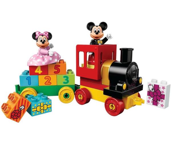 LEGO DUPLO Parada urodzinowa Myszki Miki i Minnie - 289196 - zdjęcie 3