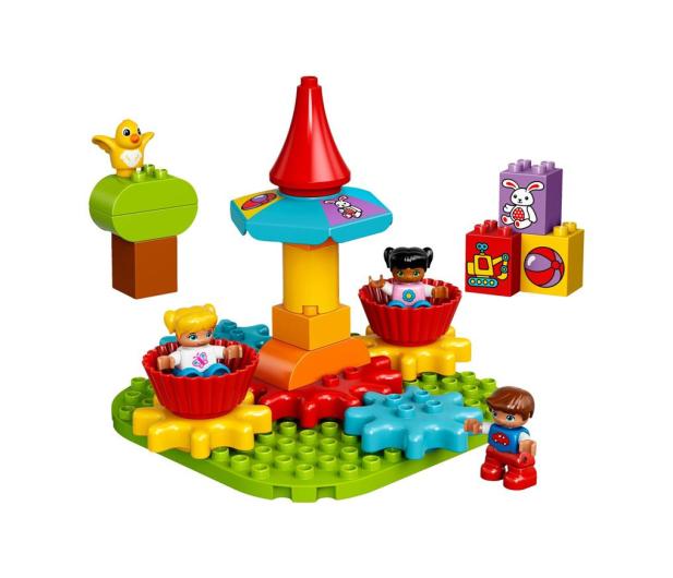 LEGO DUPLO Moja pierwsza karuzela - 343364 - zdjęcie 2