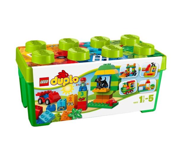 LEGO DUPLO Creative Play Uniwersalny zestaw klocków - 169019 - zdjęcie