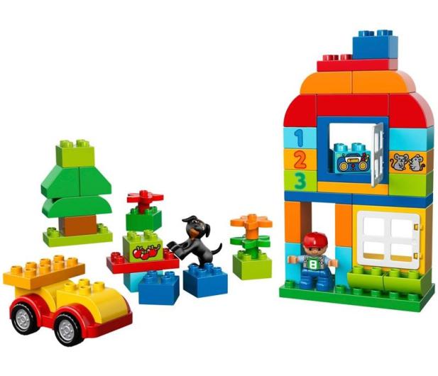 LEGO DUPLO Creative Play Uniwersalny zestaw klocków - 169019 - zdjęcie 2