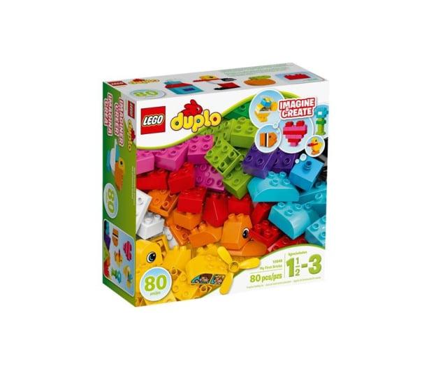 LEGO DUPLO Moje pierwsze klocki - 343366 - zdjęcie