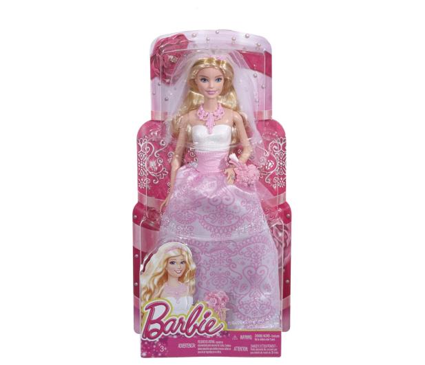 Barbie Panna Młoda - 344373 - zdjęcie 3