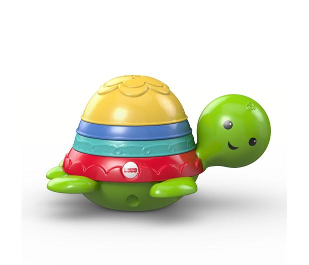 Fisher-Price Kąpielowy żółwik - 344402 - zdjęcie 1