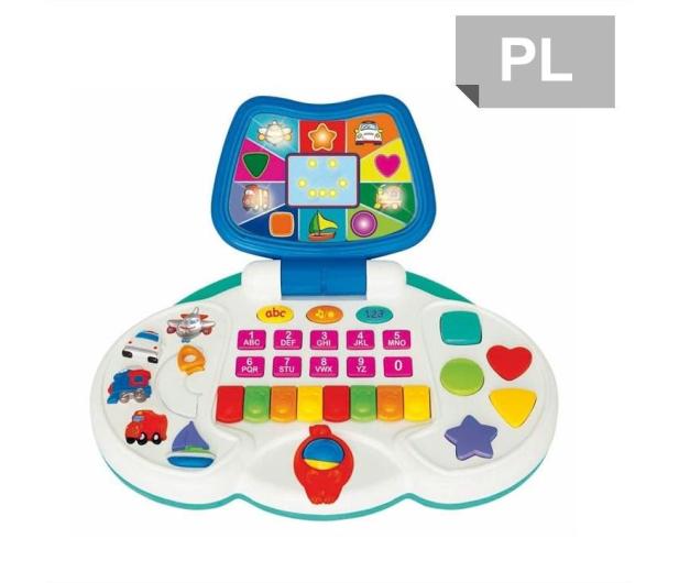 Dumel Discovery Interaktywny Laptop 33910 - 297492 - zdjęcie
