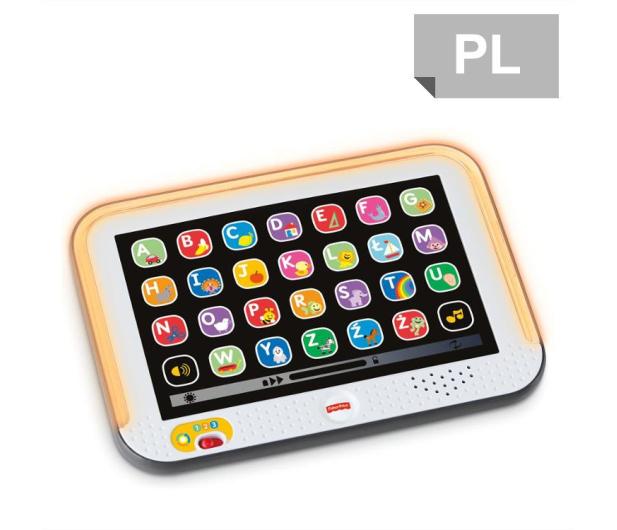 Fisher-Price Tablet Malucha - 254874 - zdjęcie