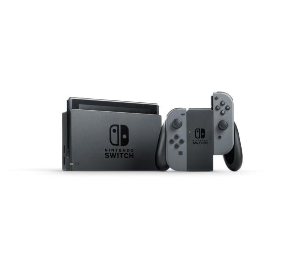 Nintendo Switch Grey Joy-Con - 345272 - zdjęcie 2