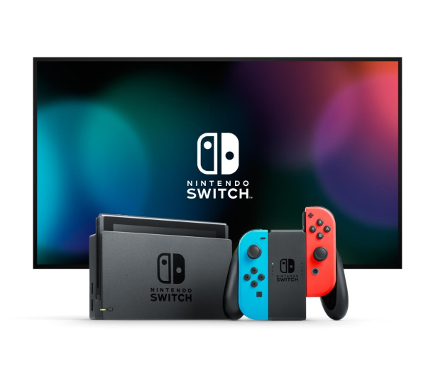 Nintendo Switch Red-Blue Joy-Con  - 345274 - zdjęcie 3