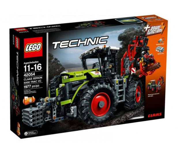 Lego Technic Claas Xerion 5000 Trac Traktor Klocki Lego Sklep