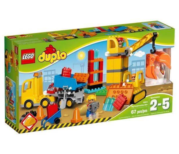 LEGO DUPLO Wielka budowa - 318257 - zdjęcie