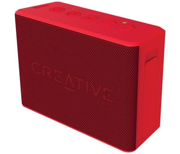 Creative Muvo 2c (czerwony) - 342616 - zdjęcie