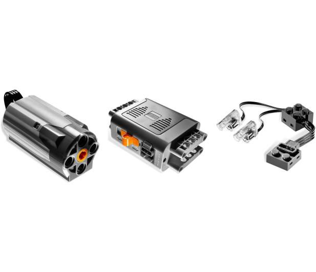 LEGO Technic Silnik Power Function - 158404 - zdjęcie 2