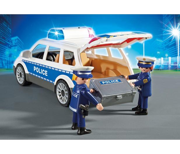 PLAYMOBIL Radiowóz policyjny - 299428 - zdjęcie 3