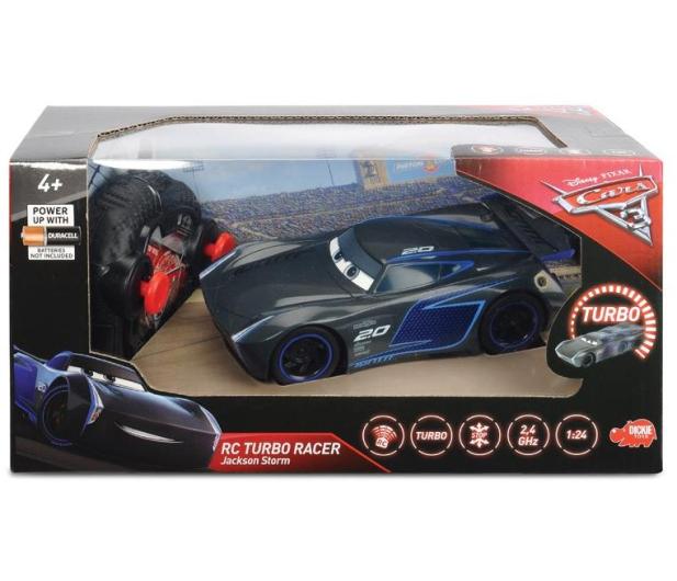 Dickie Toys Disney Cars 3 RC Jackson Storm - 350412 - zdjęcie 2