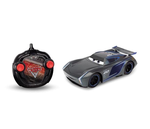 Dickie Toys Disney Cars 3 RC Jackson Storm - 350412 - zdjęcie 1