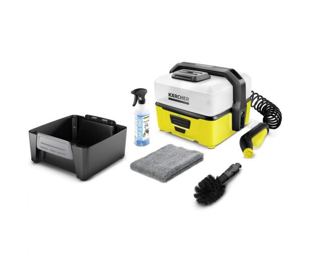 Karcher Mobile Outdoor Cleaner OC 3 + Bike - 350785 - zdjęcie