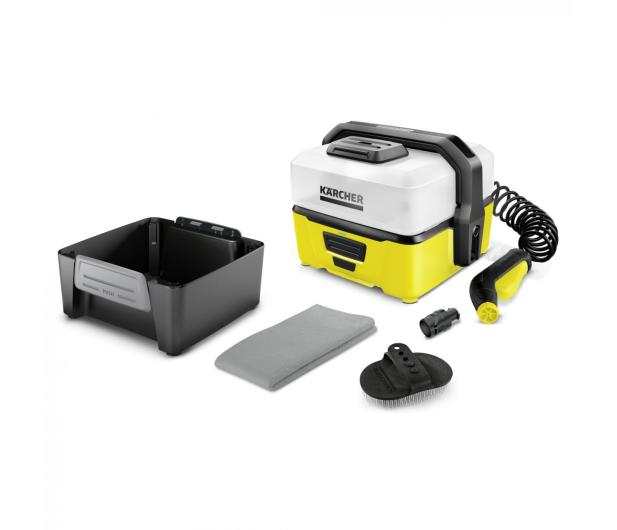 Karcher  Mobile Outdoor Cleaner OC 3 + Pet - 350786 - zdjęcie